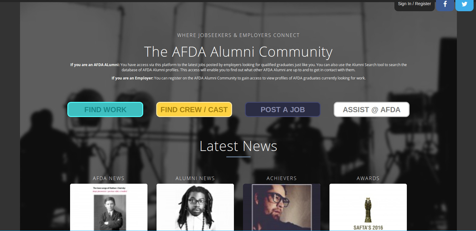 alumni.afda.co.za